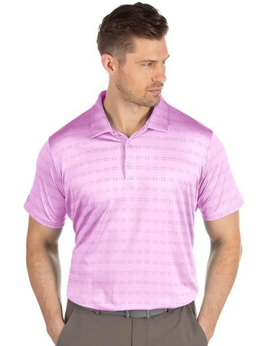 104324-69F - Monte Carlo Pulm Multi (Mens Shirts Polo)