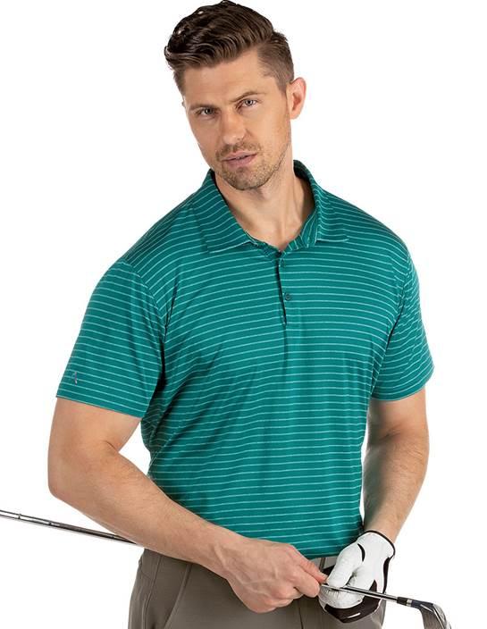 104326-62H - Agile Darl Patina Multi (Mens Shirts Polo)