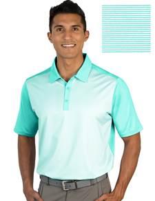 104327-31G - Restore Patina/White (Mens Shirts Polo)