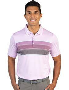 104328-69F - Ravine Pulm Multi (Mens Shirts Polo)