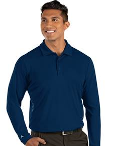 104331-005 - L/S Tribute Navy (Mens Shirts Polo)