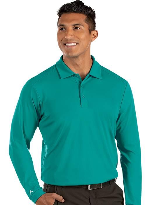 104331-61F - L/S Tribute Medium Patina (Mens Shirts Polo)