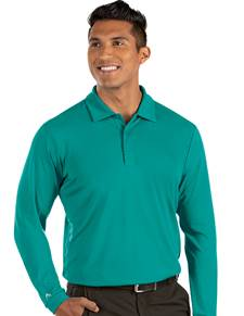 104331-61F - L/S Tribute Medium Patina (Mens Shirts Polo)
