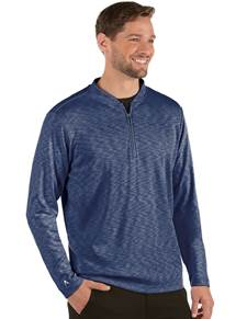 104332-041 - Principal Navy Heather (Mens Outerwear Pullover)