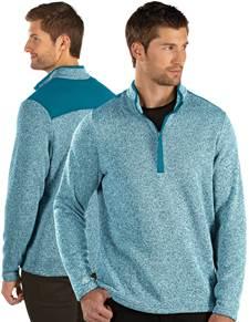 104333-79G - Clover Medium Aegean Heather Multi (Mens Outerwear Pullover)