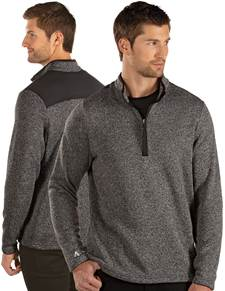 104333-830 - Clover Black Heather Multi (Mens Outerwear Pullover)