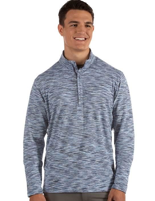 104335-72F - Pier Denim Multi (Mens Outerwear Pullover)