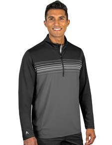 104337-88G - Shift Black/Cinder Multi (Mens Outerwear Pullover)