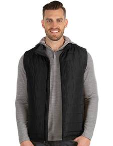 104339-010 - Atlantic Vest Black (Mens Outerwear Vest)