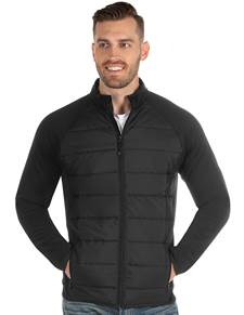 104340-010 - Altitude Black (Mens Outerwear Jacket)