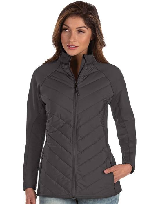 104345-076 - W's Altitude Smoke (Womens Outerwear Jacket)