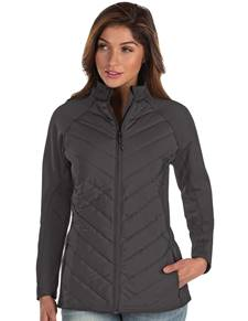 104345-076 - W's Altitude Smoke (Womens Outerwear Jacket)