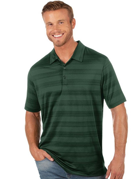 104364-634 - Compass Dark Pine Multi (Mens Shirts Polo)