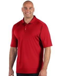 104368-022 - Tribute Tall Dark Red (Mens Shirts Polo)
