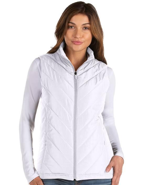 104371-001 - W's Atlantic Vest White (Womens Outerwear Vest)