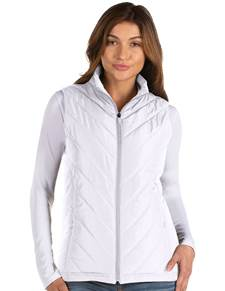 104371-001 - W's Atlantic Vest White (Womens Outerwear Vest)
