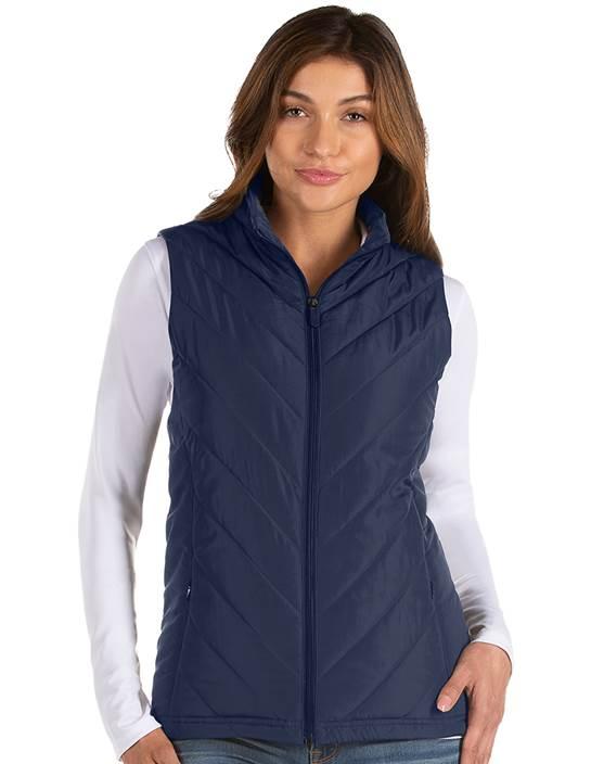 104371-005 - W's Atlantic Vest Navy (Womens Outerwear Vest)