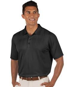 104379-201 - Pursue Black Multi (Mens Shirts Polo)