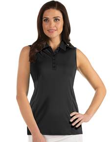 104411-010 - W's Sl Tribute Black (Womens Shirts Polo)